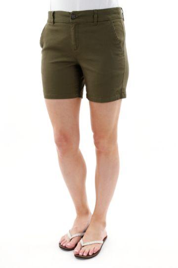 Straightleg Shorts