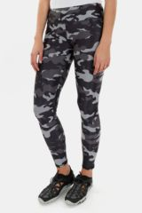Camo Full-length Leggings