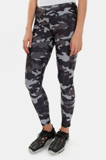 Camo Full-length Leggings