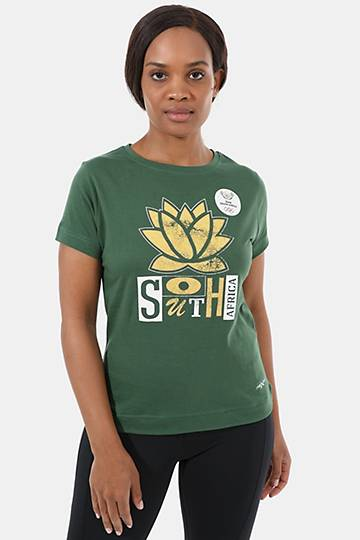 Team Sa Cotton T-shirt