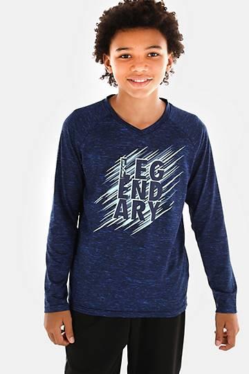 Long Sleeve Dri-sport T-shirt
