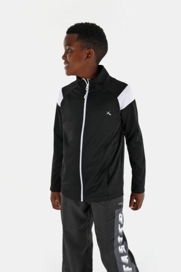 Zip-through Active Jacket