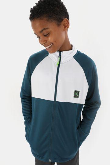 Tricot Zip-through Active Jacket
