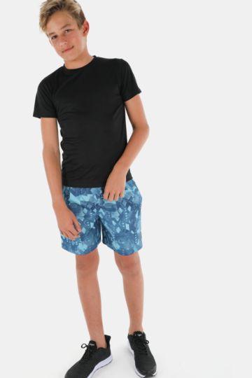Mid-thigh Active Shorts