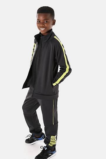 Tricot Cuffed Trackpants