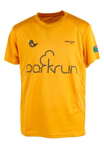 Boys' Official parkrun T-shirt