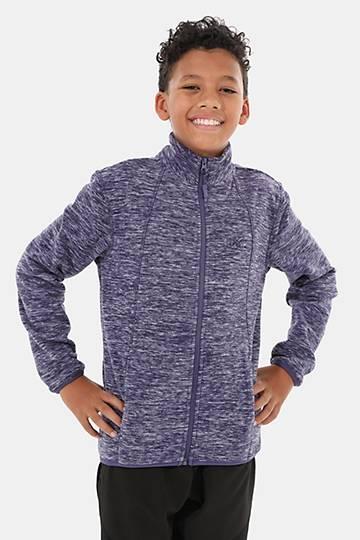 Fleece Zip-through Jacket