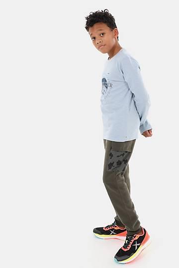 Fleece Camo Jogger