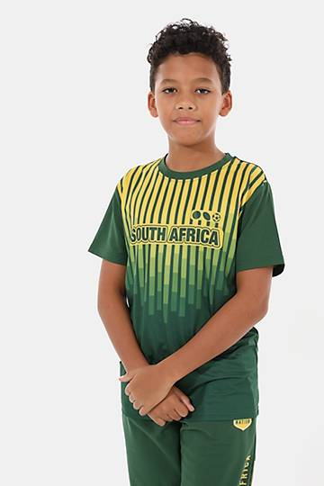 Team Sa Dri-sport T-shirt
