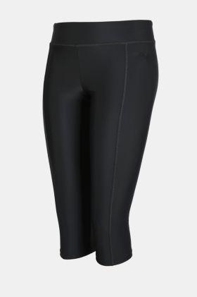 Nylon Spandex Cropped Leggings