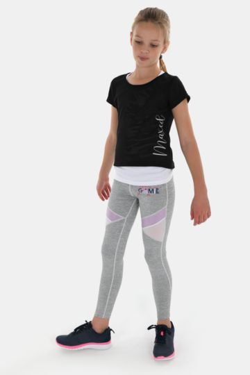 Statement Full-length Leggings