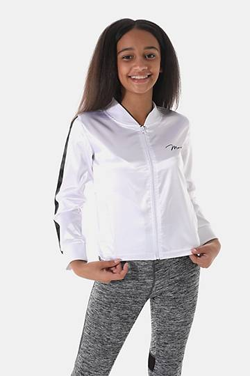 Satin Active Jacket