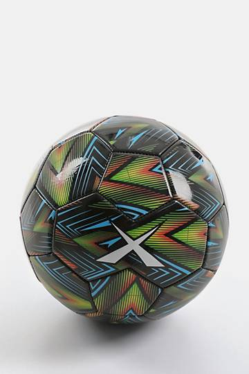 Graphic Print Fullsize Soccer Ball