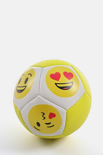 Mini Emoji Soccer Ball