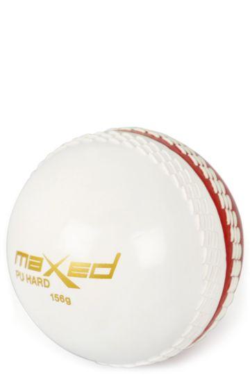 Pu Hard Practice Cricket Ball