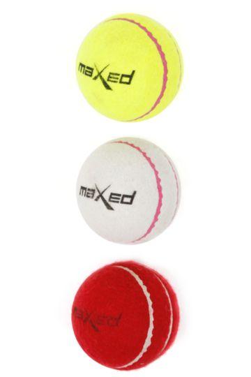 3 Pack Practice Cricket Balls