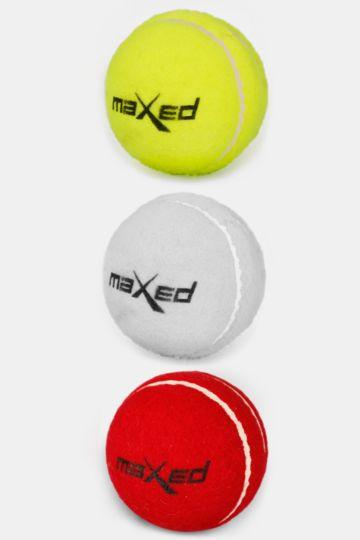 3-pack Practice Cricket Balls