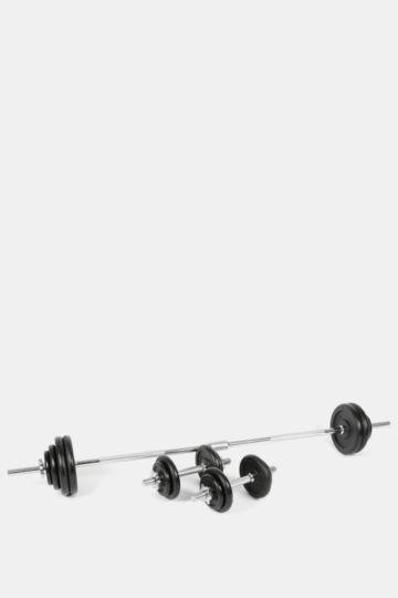 50kg Cast Iron Weight Set