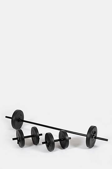 20kg Vinyl Weight Set