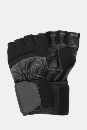 Leather Palm Gym Glove