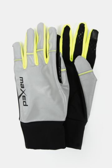 Reflective Running Gloves