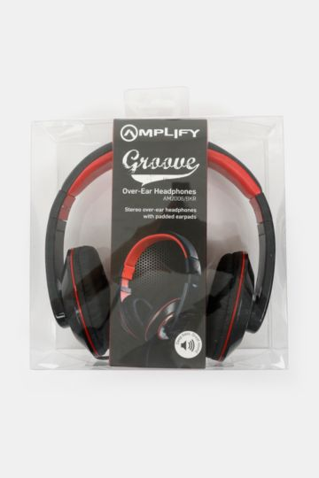 Groove Over-ear Headphones