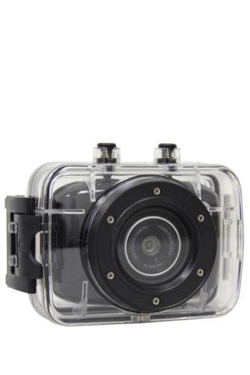 Life Cam Action Camera - Black