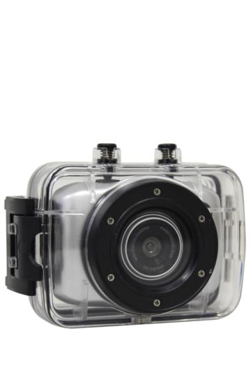 Life Cam Action Camera - Silver