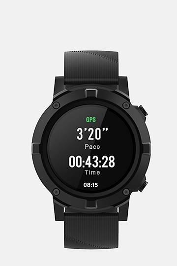 Smart Watch With Heart Rate Monitor And Gps