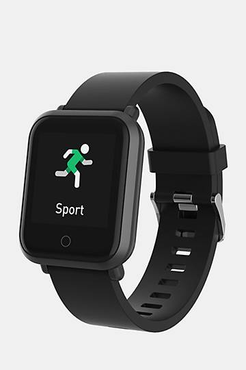 Serene Fitness Watch - Black