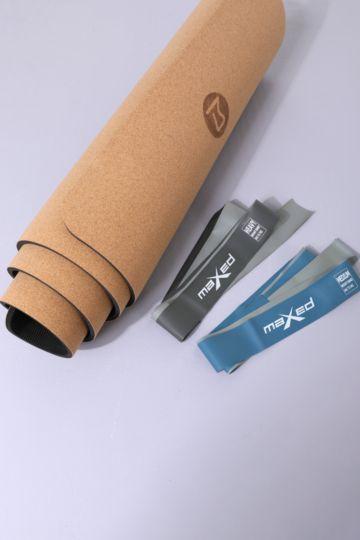 4mm Cork Yoga Mat