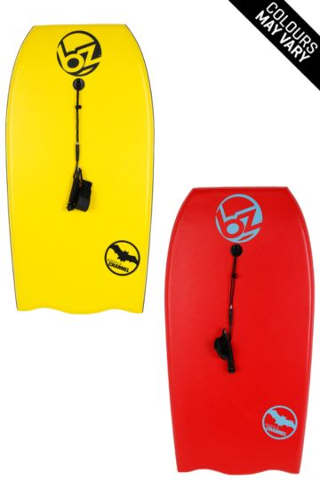 Individual 39 Inch Bodyboard-colour May Vary