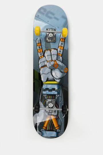 31 Inch Skateboard