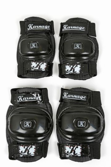 Knee And Elbow Guard Set
