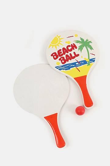 Beach Paddle + Ball Set
