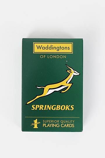 Springboks Playing Cards