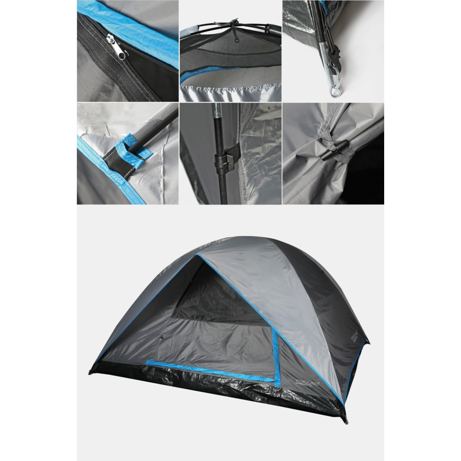 finest selection 006cd 5f476 4 Man Dome Tent - Camping - Outdoor & Travel
