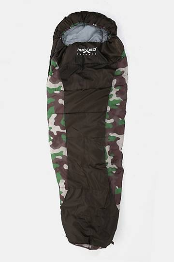 +5°c Cowl Sleeping Bag - Senior