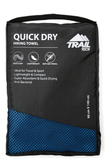 Squick Dry Hiking Towel-large