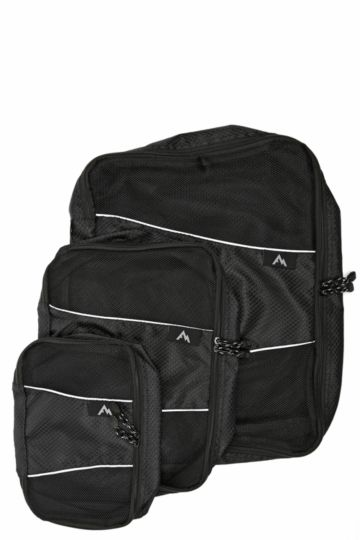 Trail 3pce Case Bag Packers