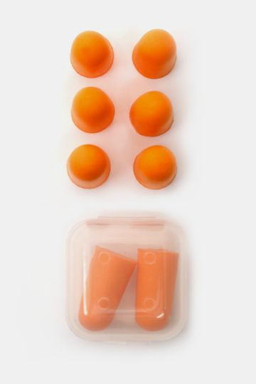 3-pack Foam Ear Plugs