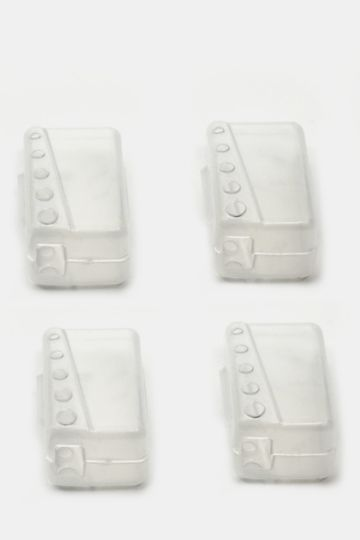 4-pack Toothbrush Covers