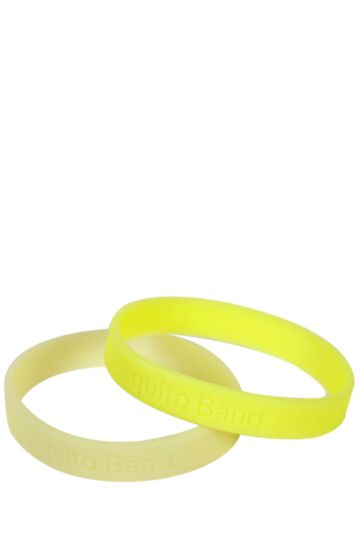 2-pack Lumo Mosquito Bands