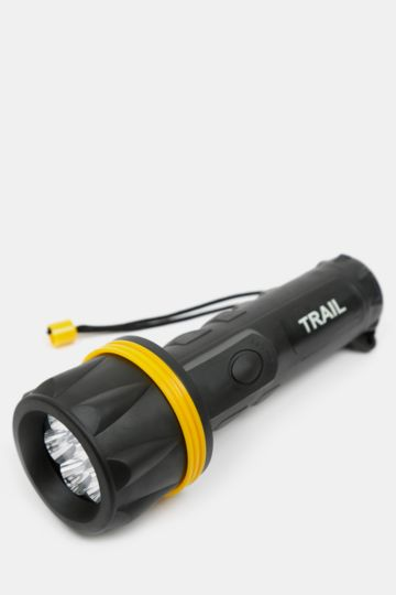5 Led Rubber Torch