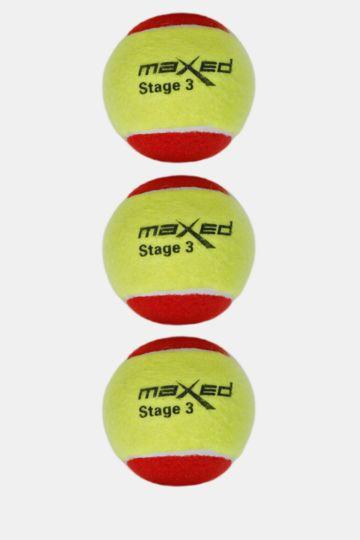 3-pack Stage 2 Tennis Balls