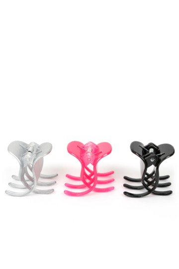3-pack Claw Clips