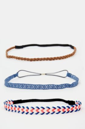 4-pack Headbands