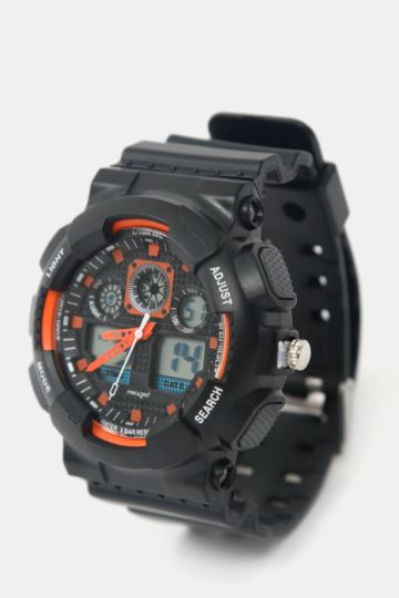 Anadigi Watch