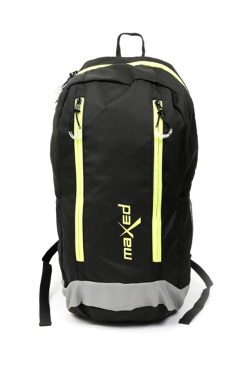 Double-zip Backpack