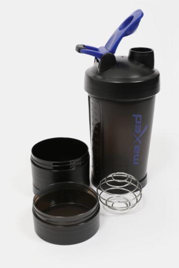 500ml Compartment Shaker Bottle